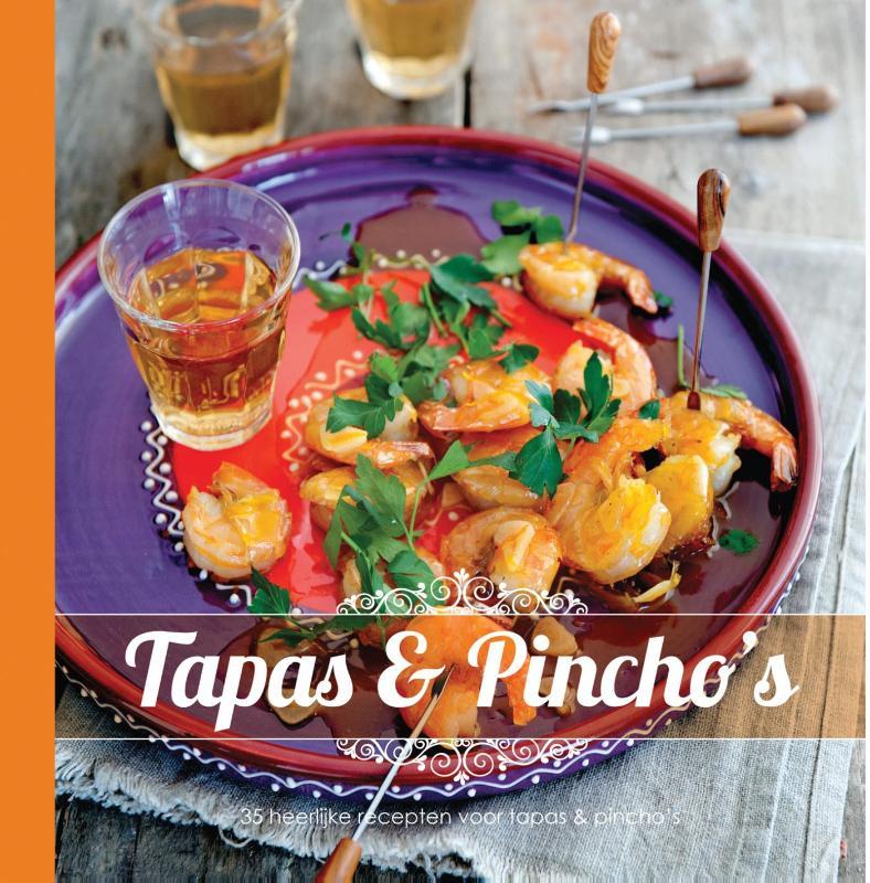 Kookboek Tapas en Pincho's