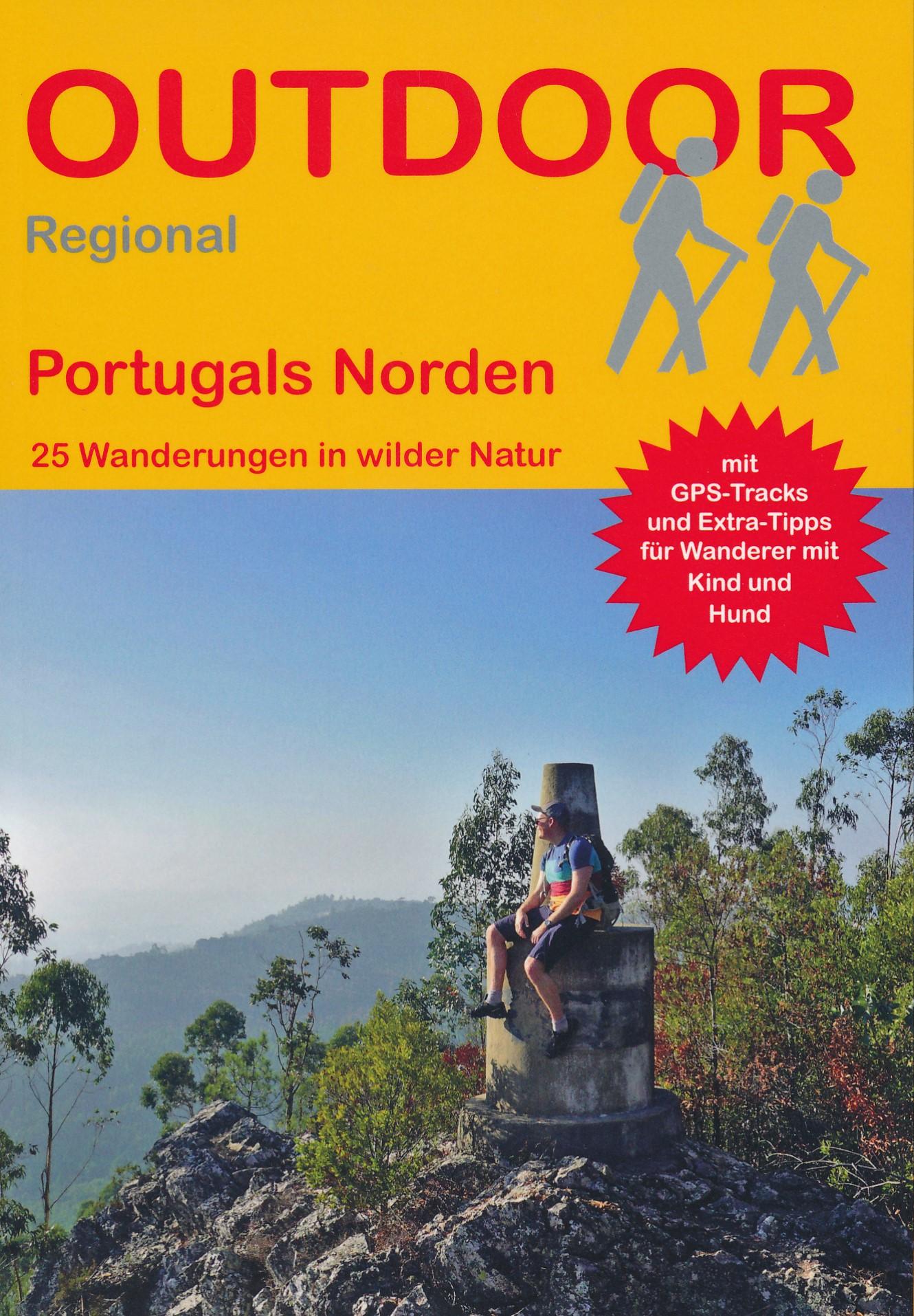 Wandelgids 410 Portugals Norden - Noord Portugal | Conrad Stein Verlag
