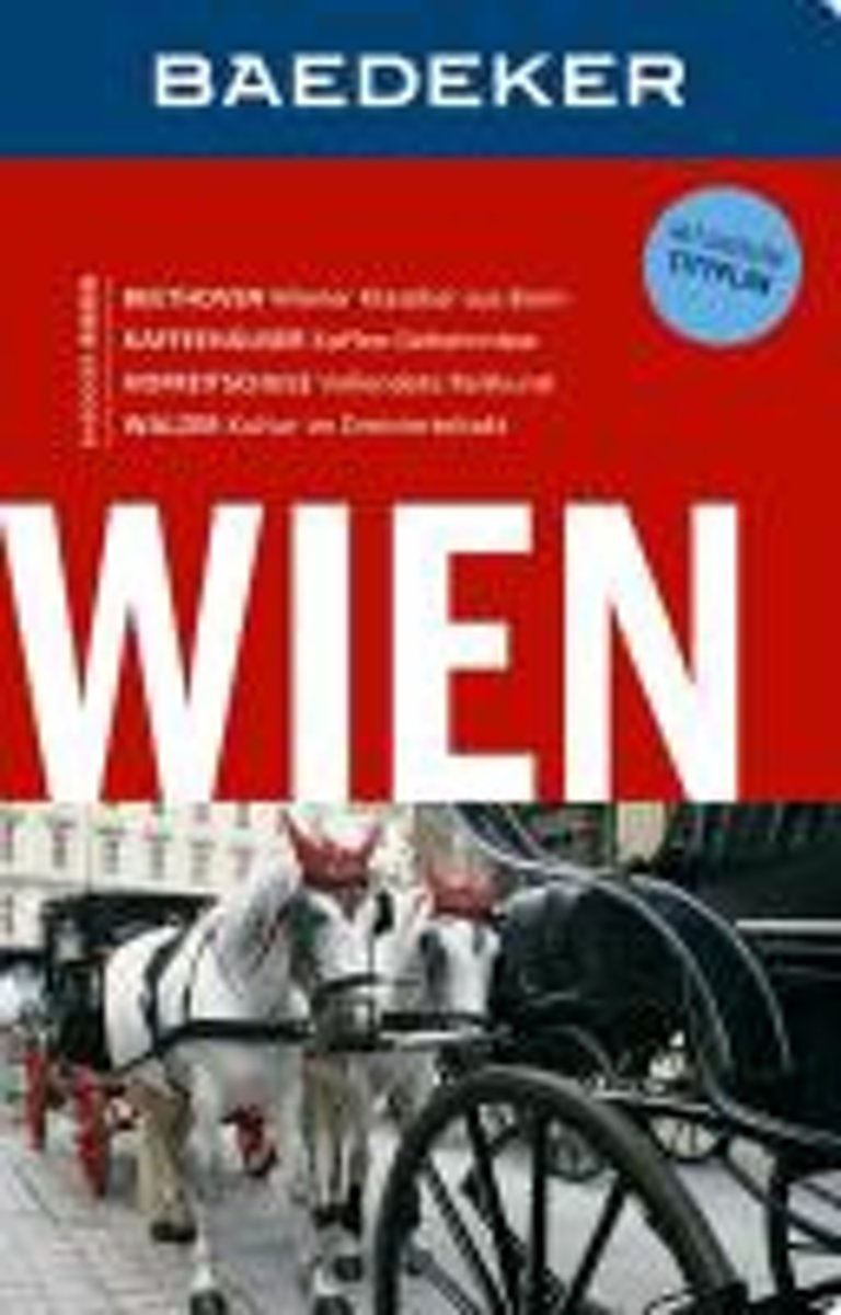 Opruiming - Reisgids Wien - Wenen | Baedeker