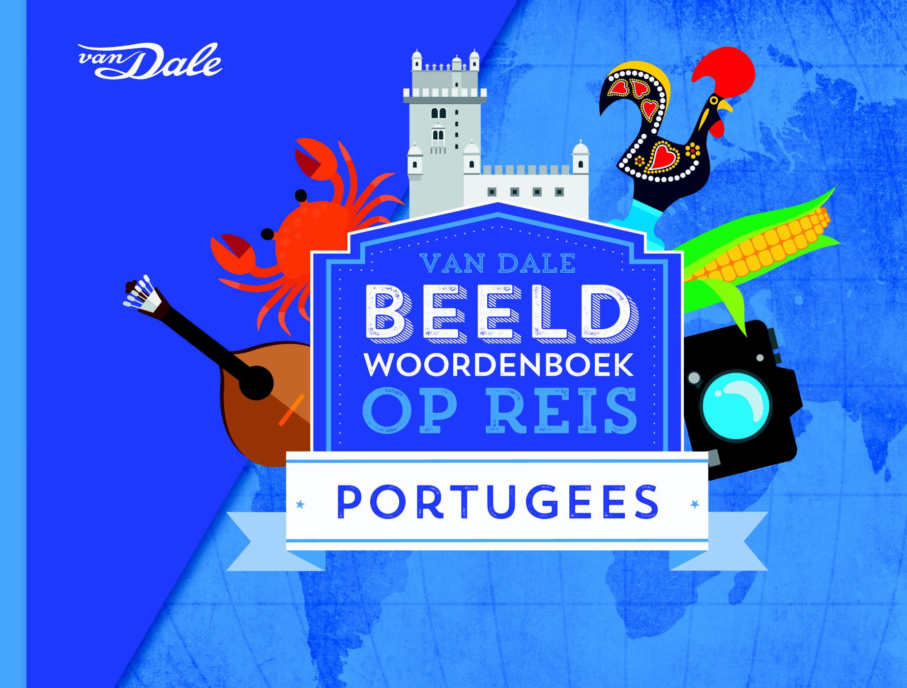 Aanwijswoordenboek Beeldwoordenboek op reis Portugees | van Dale