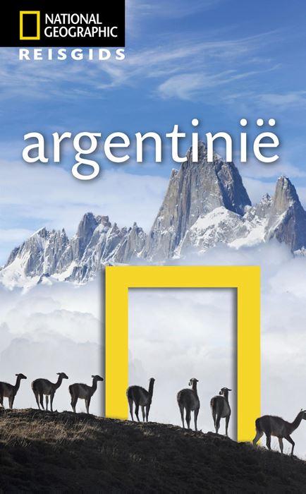 Online bestellen: Reisgids National Geographic Argentinië | Kosmos