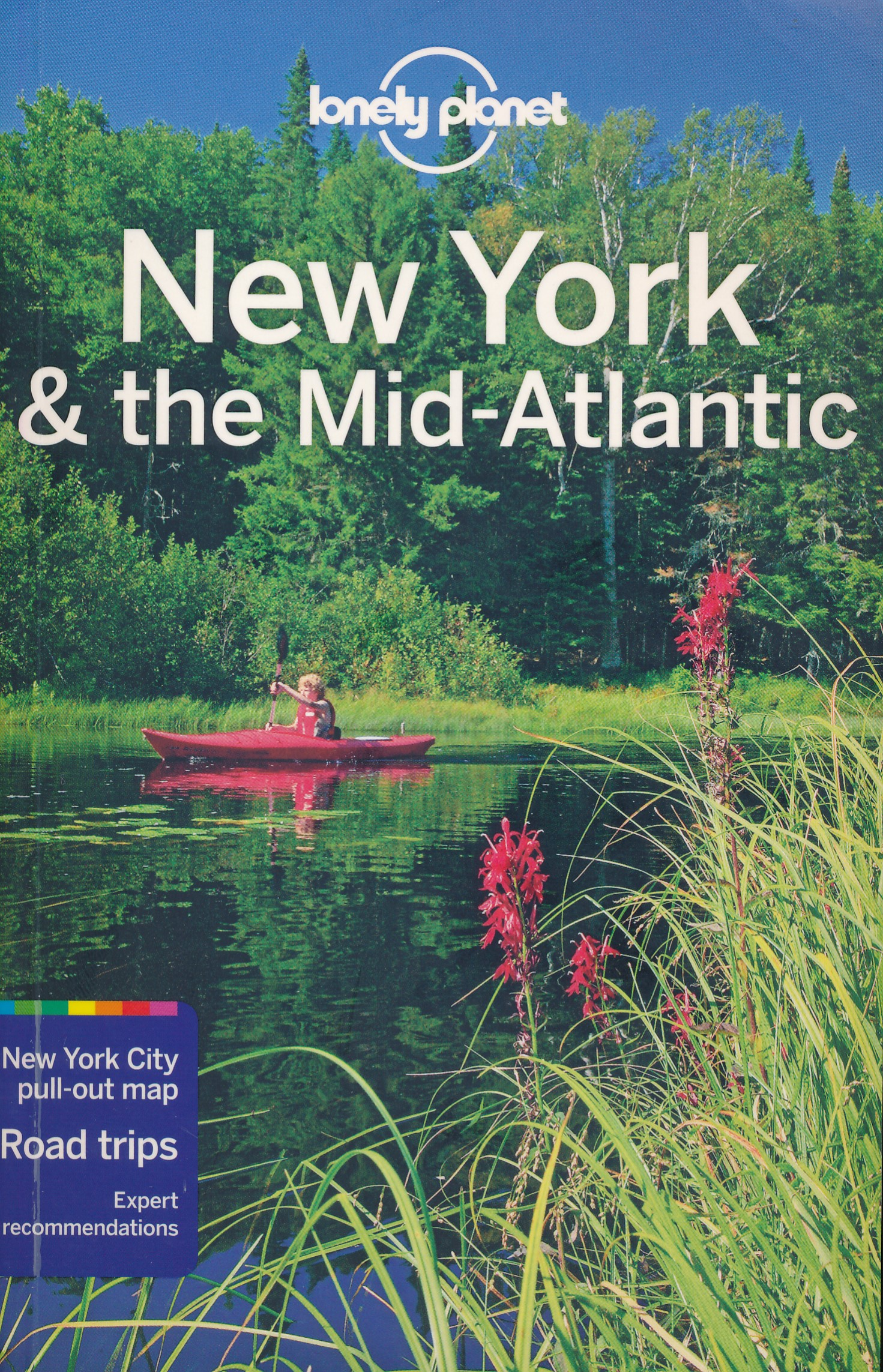 Reisgids New York and the Mid-Atlantic | Lonely Planet