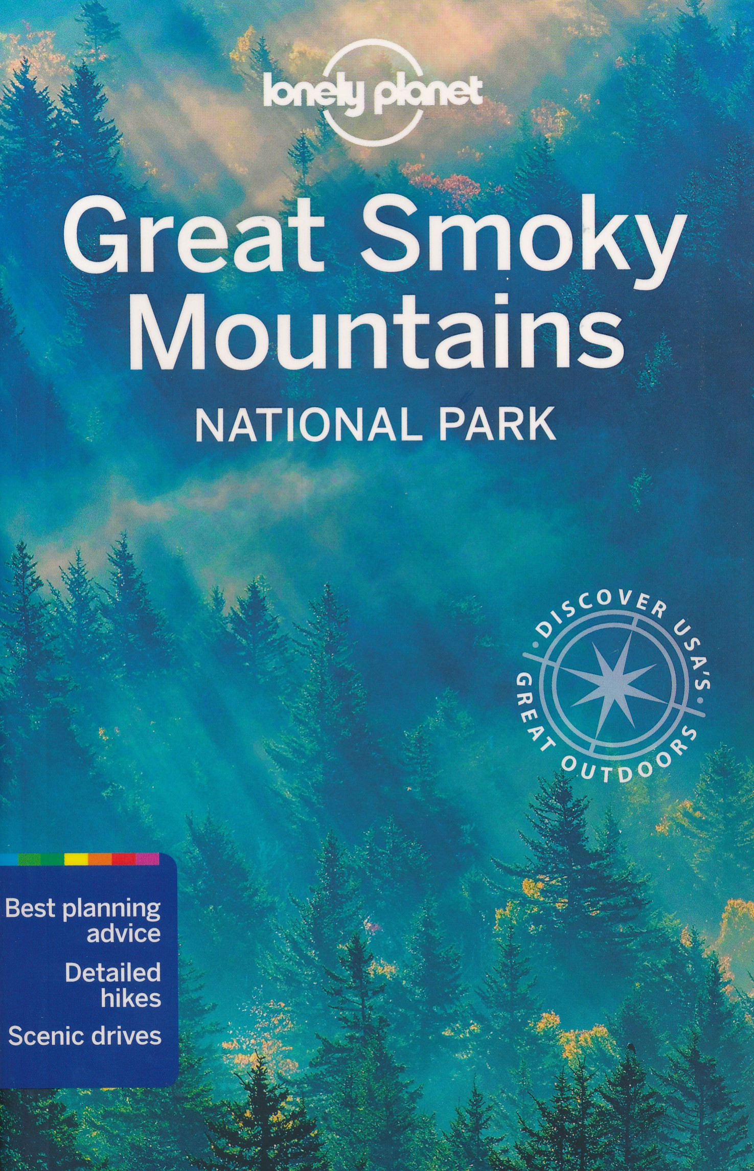 Reisgids - Wandelgids Great Smoky Mountains National Park
