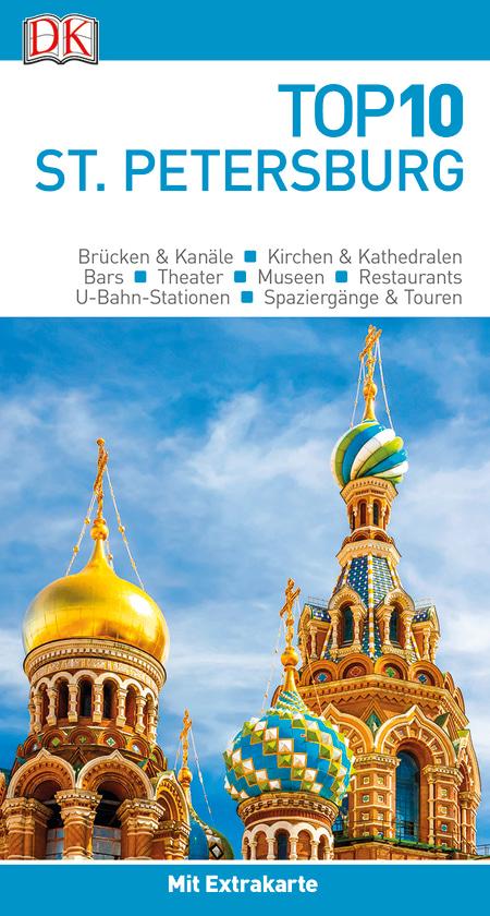 Reisgids Top 10 Reiseführer St. Petersburg | Vis-aVis