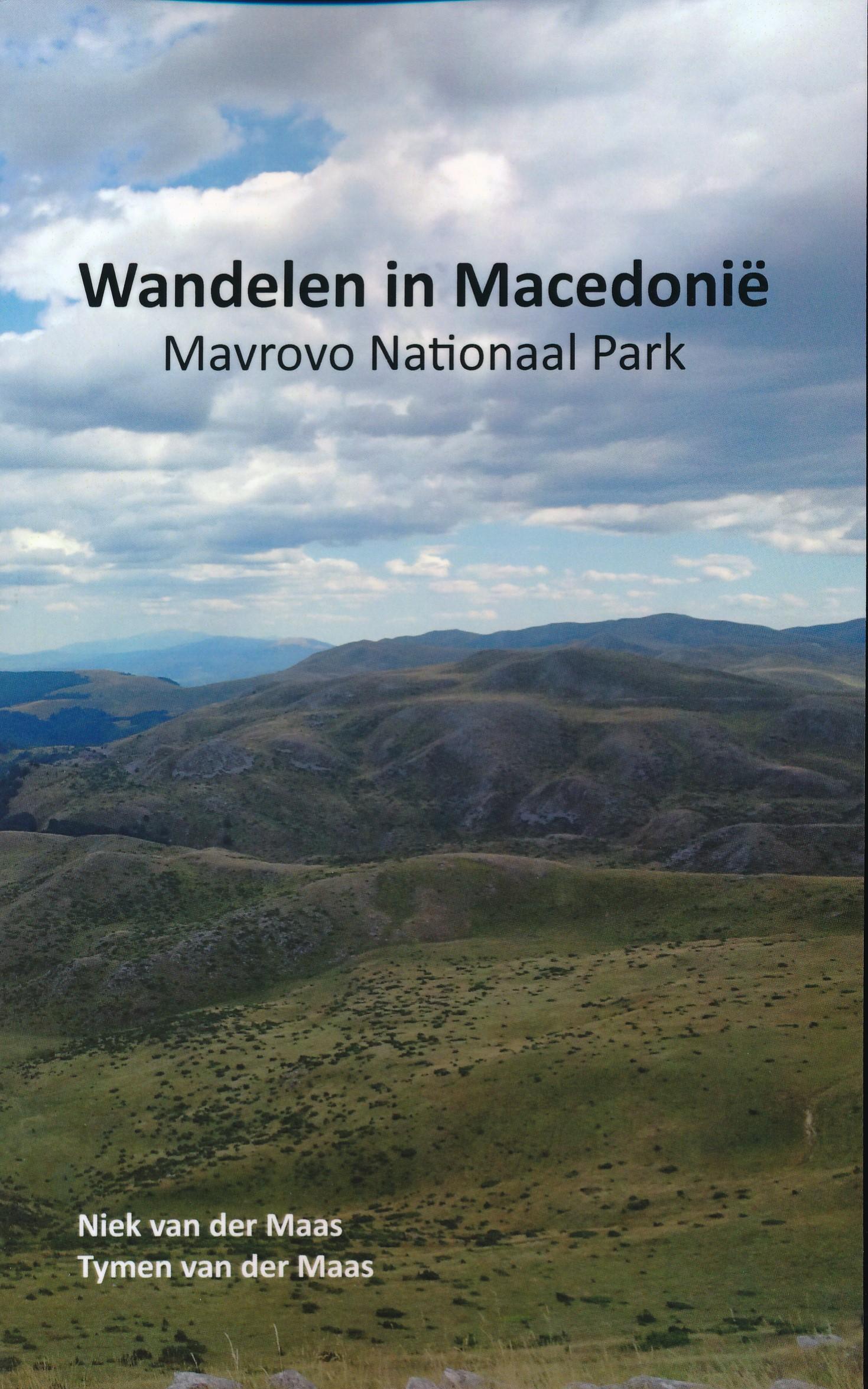 Wandelgids Wandelen in Macedonië - Mavrovo Nationaal Park | Niek van der Maas