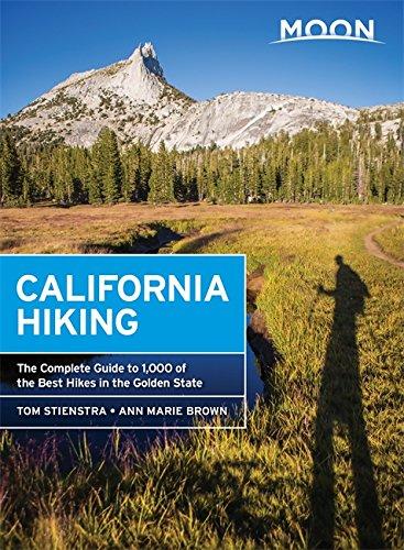 Wandelgids California Hiking - Californie | Moon