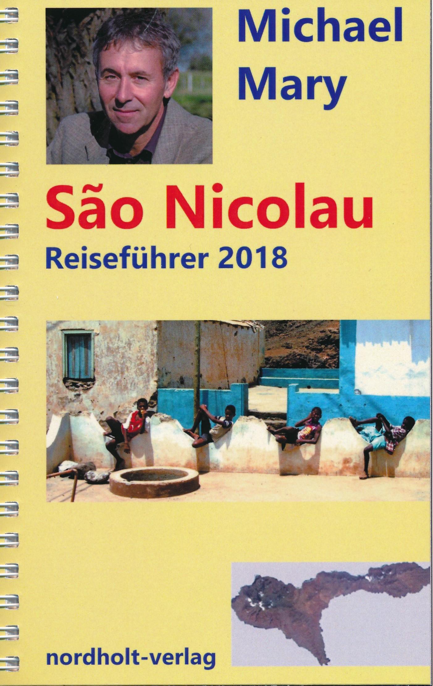 Reisgids Sao Nicolau - Kaapverdië   Nordholt verlag