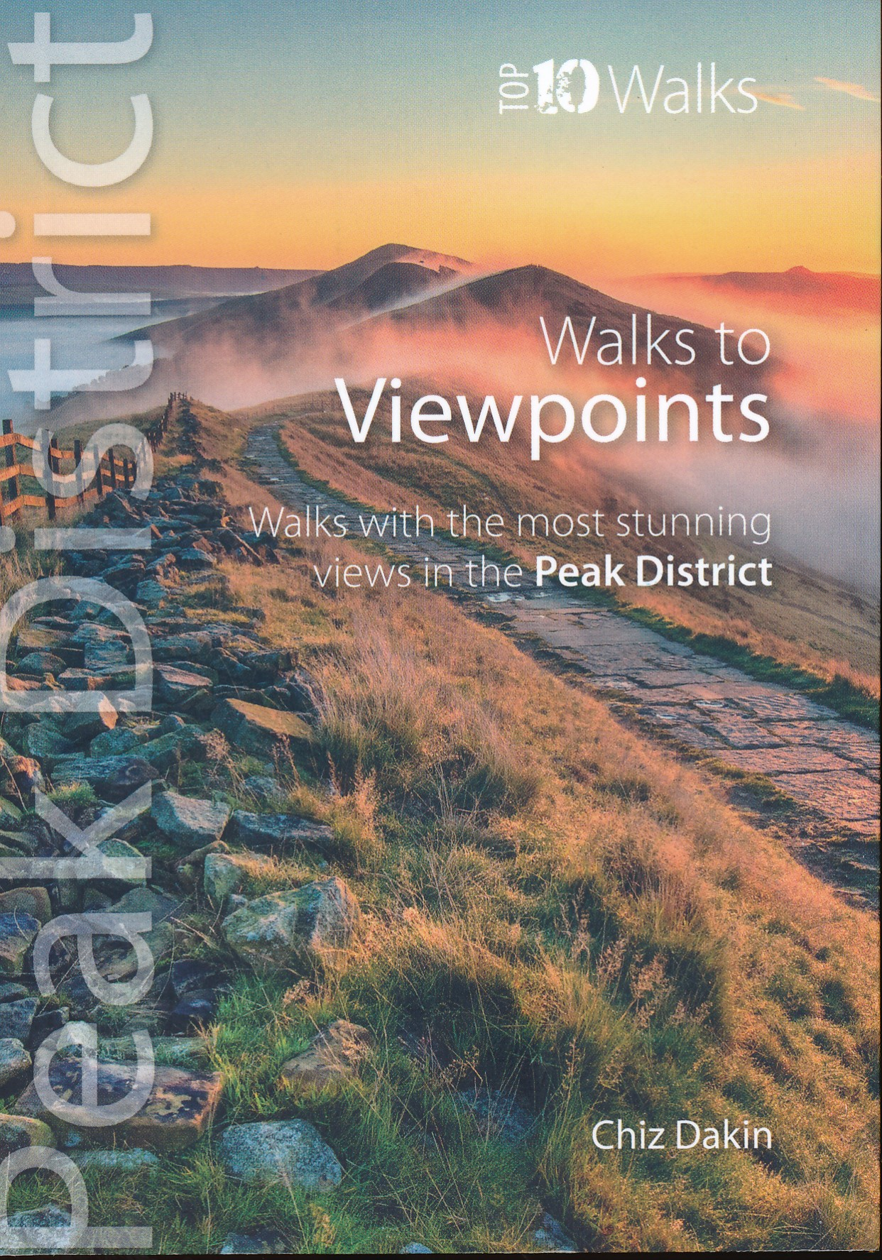 Wandelgids Peak District: Walks to Viewpoints | Northern Eye Books