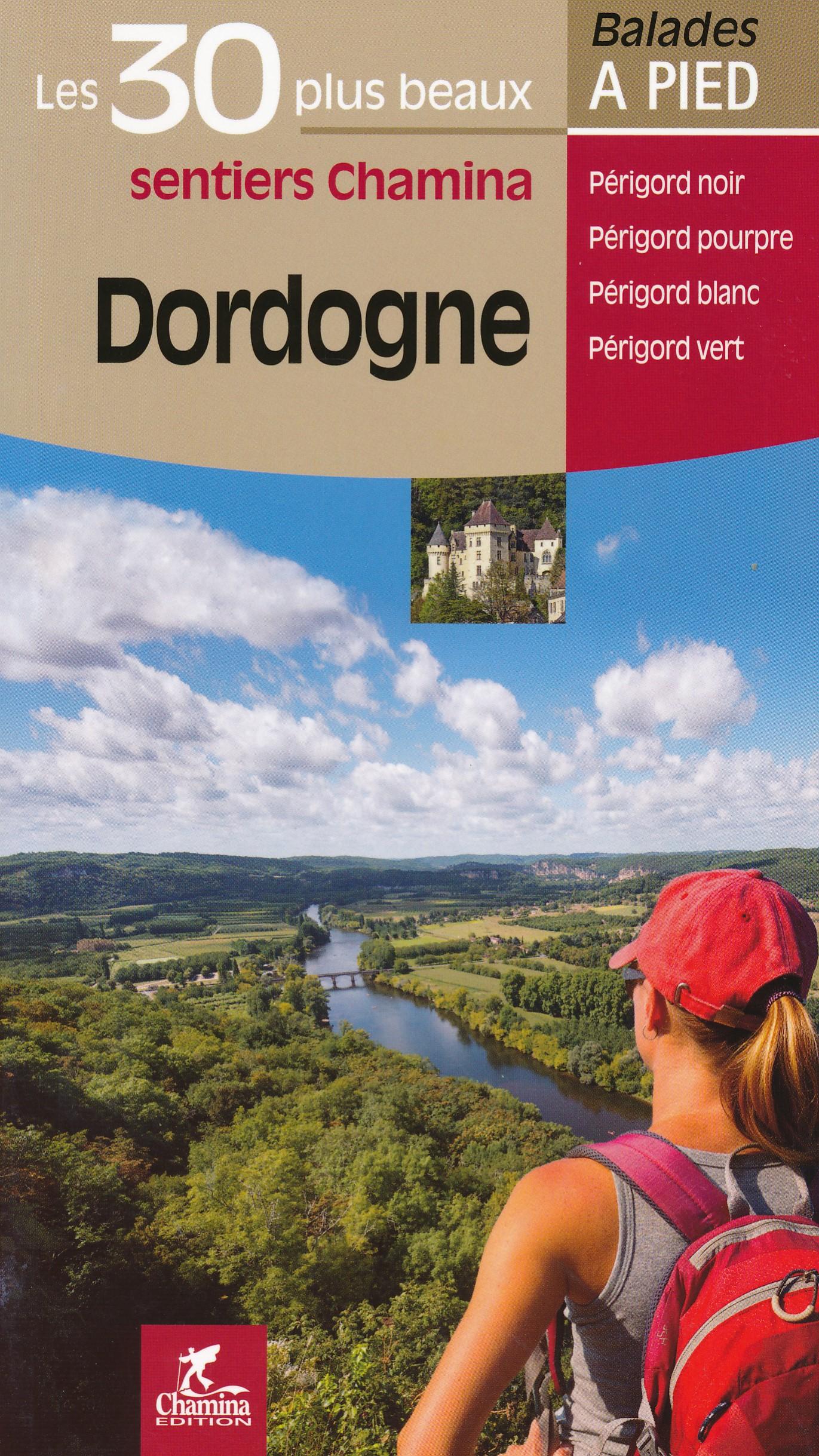 Wandelgids Dordogne | Chamina