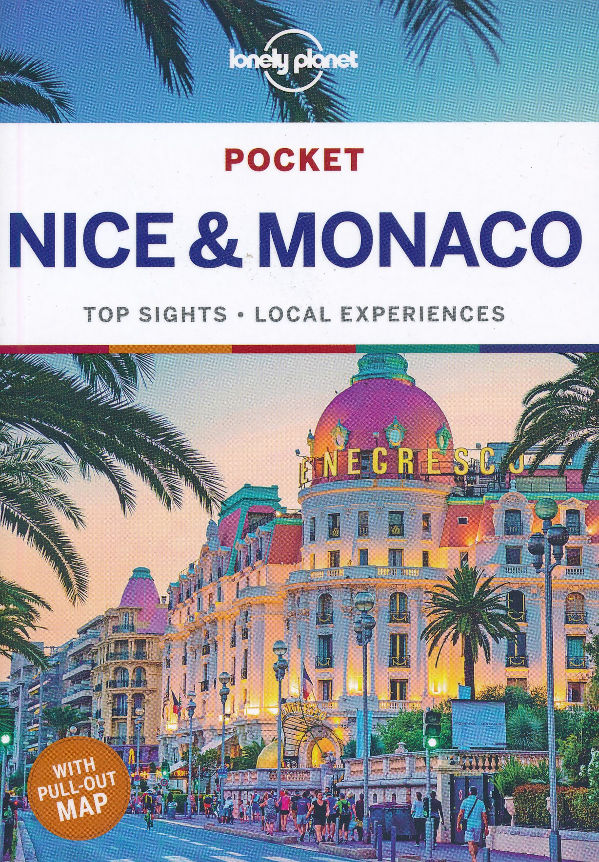 Reisgids Pocket Nice and Monaco | Lonely Planet