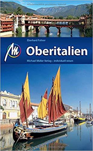 Reisgids Oberitalien - Noord Italië | Michael Müller Verlag