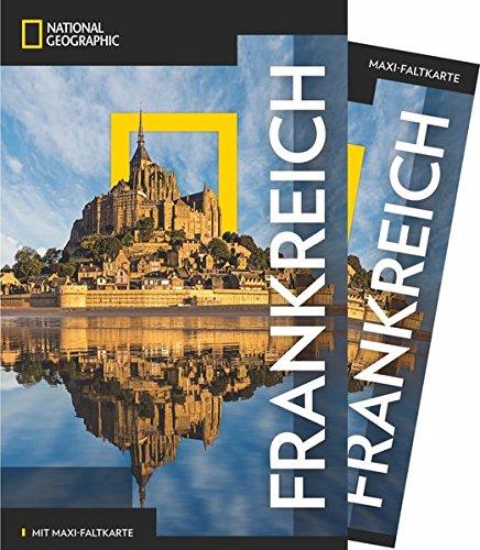 Reisgids Frankreich - Frankrijk | National Geographic