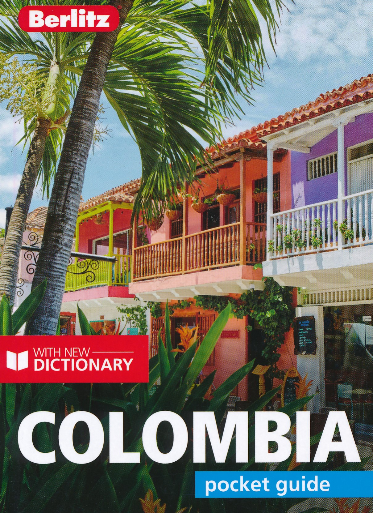 Reisgids Pocket Guide Colombia | Berlitz