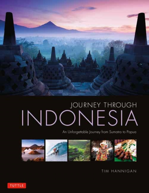 Fotoboek Journey Through Indonesia | Tuttle Publishing