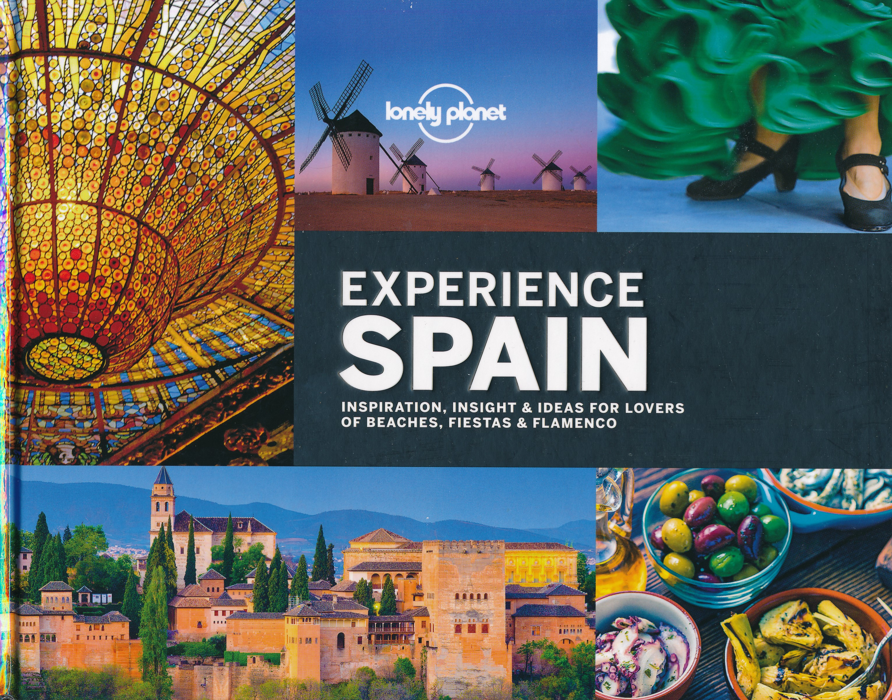 Reisgids Experience Spain | Lonely Planet