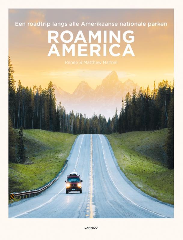 Reisgids - Fotoboek Roaming America | Lannoo