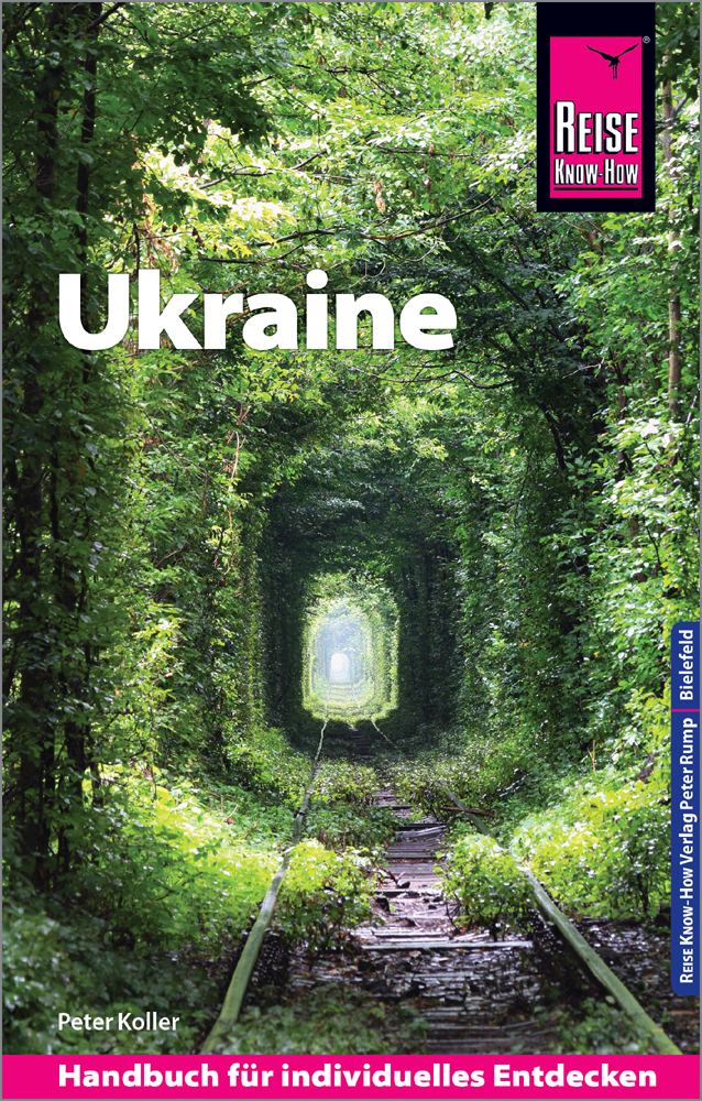 Reisgids Ukraine - Oekraïne | Reise Know-How Verlag