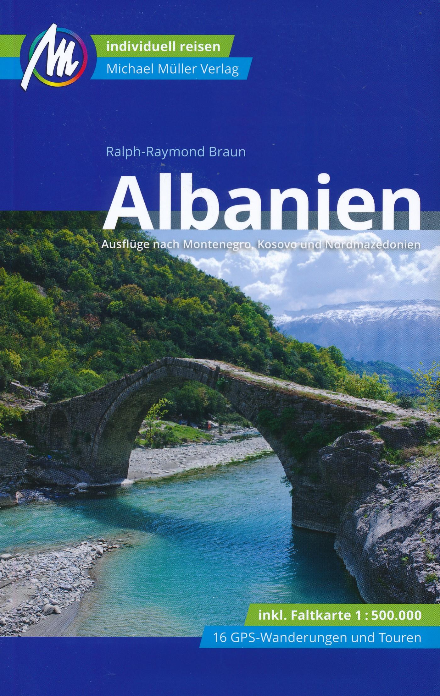 Reisgids Albanien - Albanië | Michael Müller Verlag