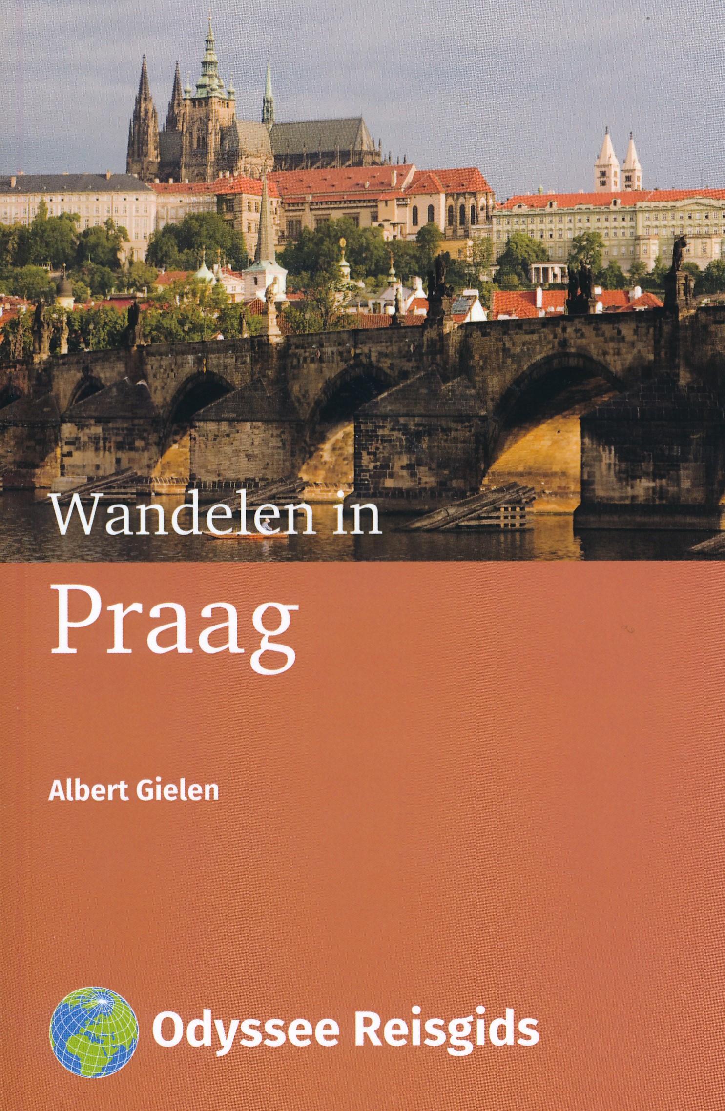 Wandelgids Wandelen in Praag | Odyssee Reisgidsen