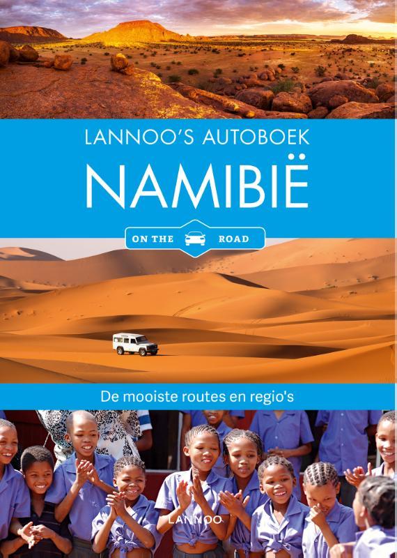 Reisgids Lannoo's Autoboek Namibië | Lannoo