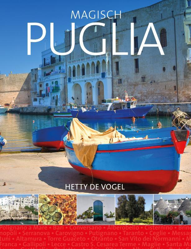 Reisgids PassePartout Magisch Puglia - Apulië | Edicola