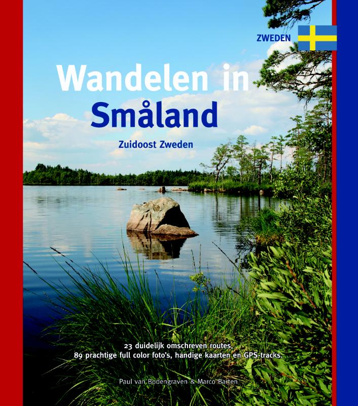 Wandelgids Wandelen in Smaland - zuidoost Zweden | One Day Walks