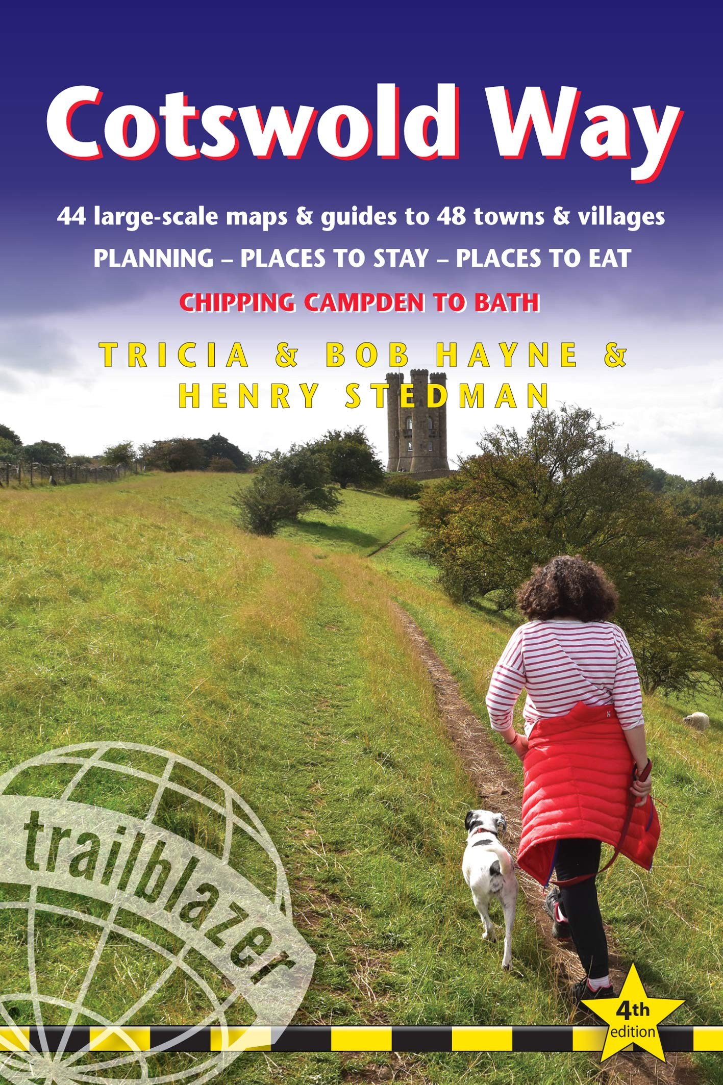 Wandelgids Cotswolds Way | Trailblazer