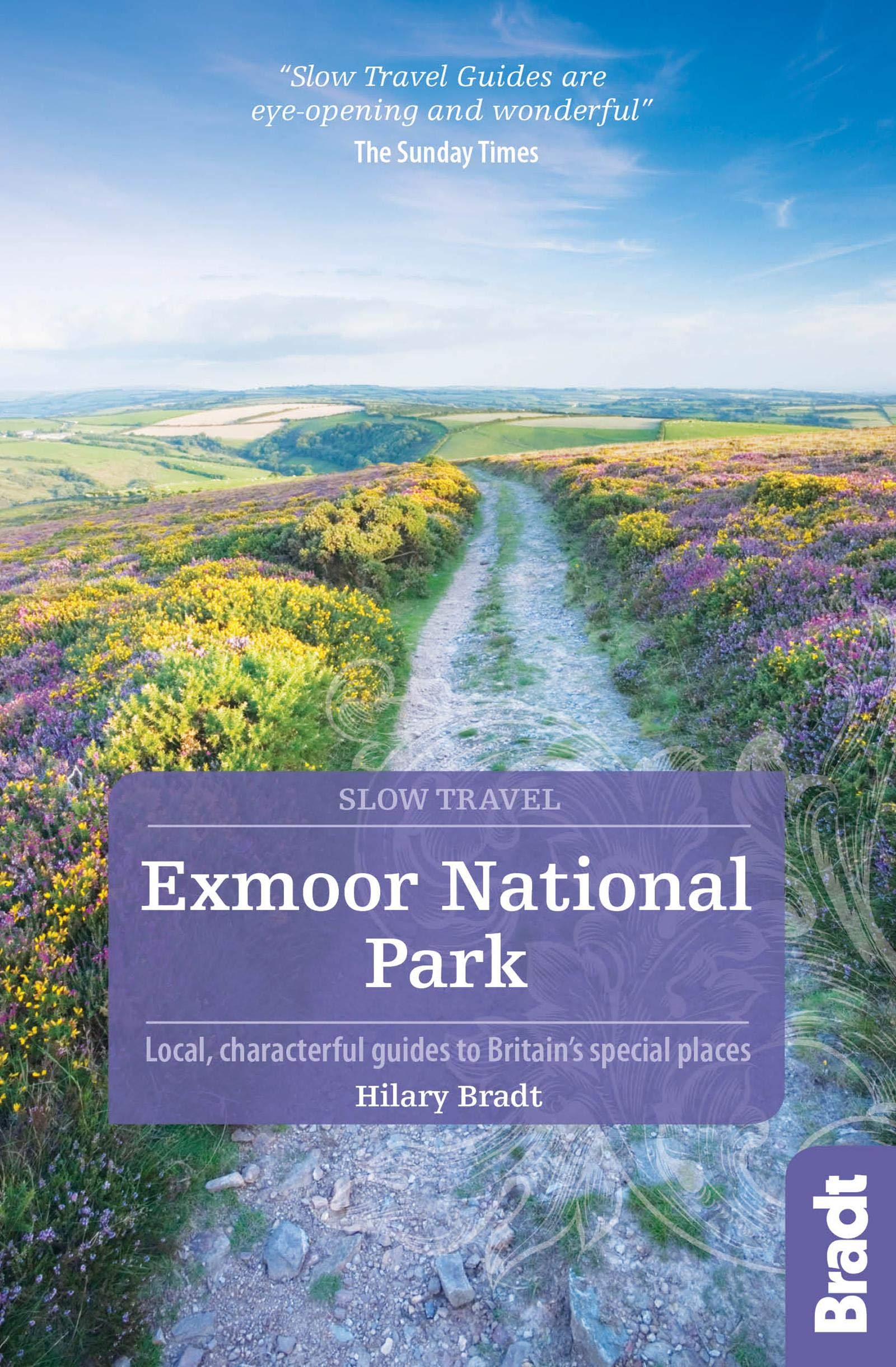 Reisgids Slow Travel Exmoor National Park | Bradt