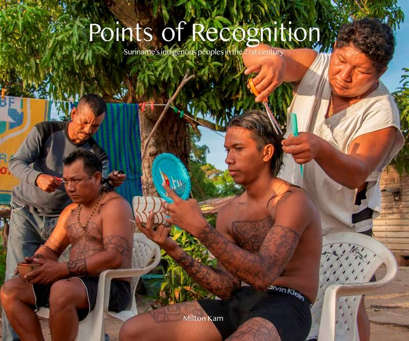 Online bestellen: Fotoboek Points of Recognition - Suriname | Kapelka books