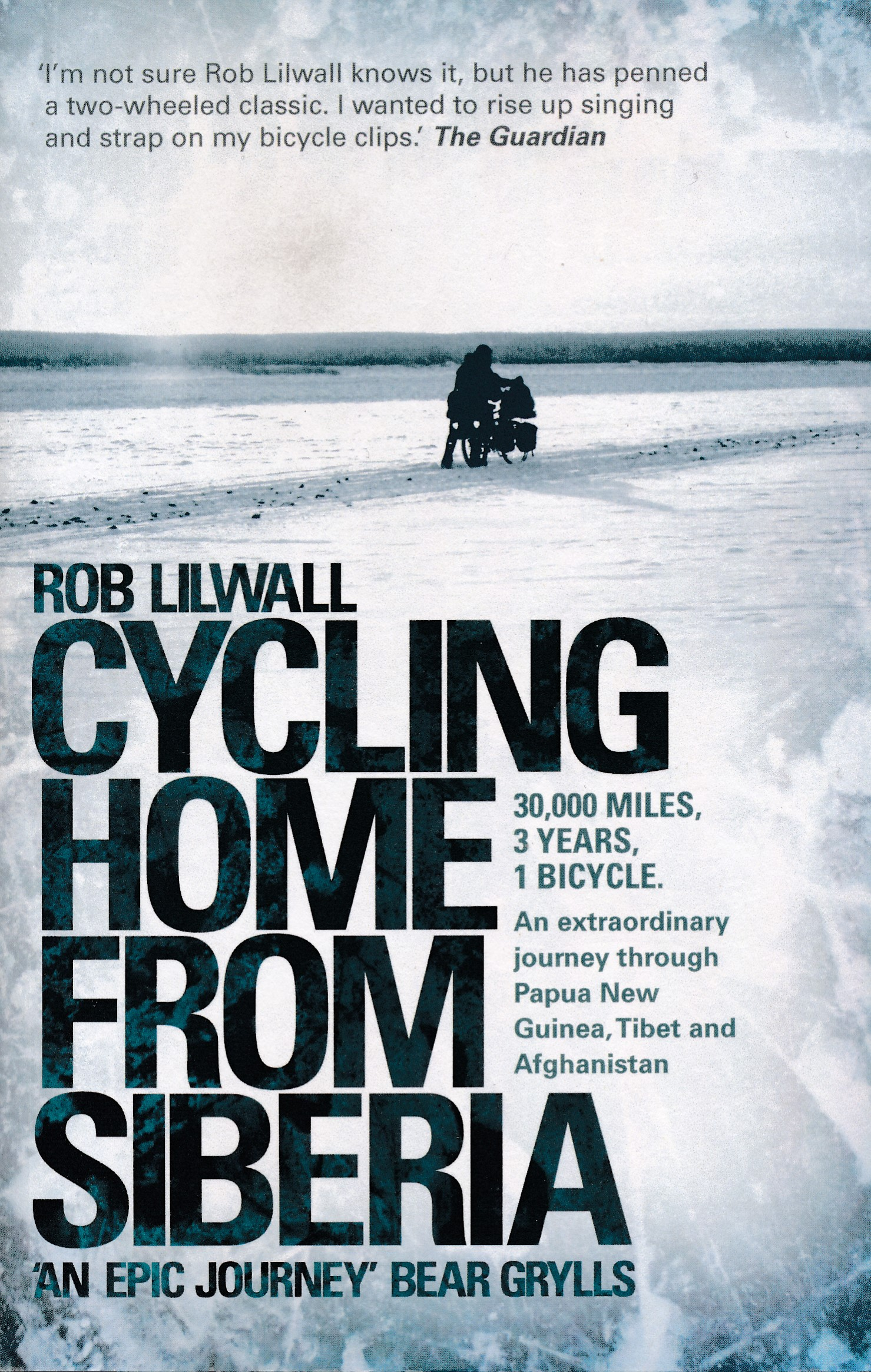Reisverhaal Cycling Home from Siberia | Rob Lilwall <br/>€ 14.95 <br/> <a href='https://www.dezwerver.nl/reisgidsen/?tt=1554_252853_241358_&r=https%3A%2F%2Fwww.dezwerver.nl%2Fr%2Feuropa%2Frusland%2Ftrans-siberie%2Fc%2Fboeken%2Freisverhalen%2F9780340979860%2Freisverhaal-cycling-home-from-siberia-rob-lilwall%2F' target='_blank'>Meer Info</a>