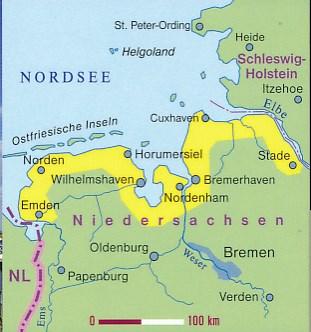 Niedersachsen know