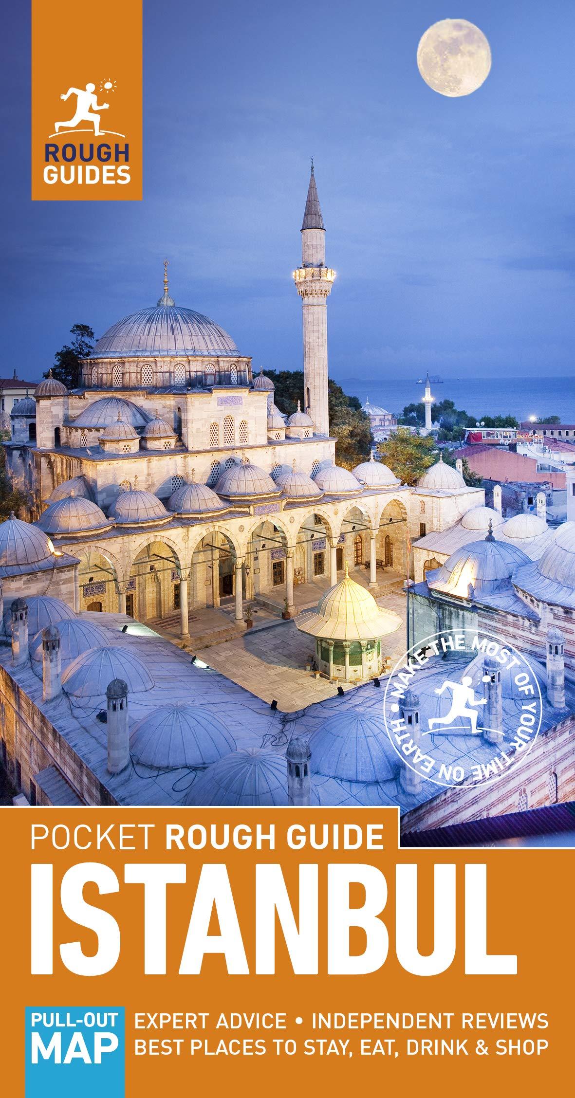 Online bestellen: Reisgids Rough Guide Pocket Istanbul | Rough Guides
