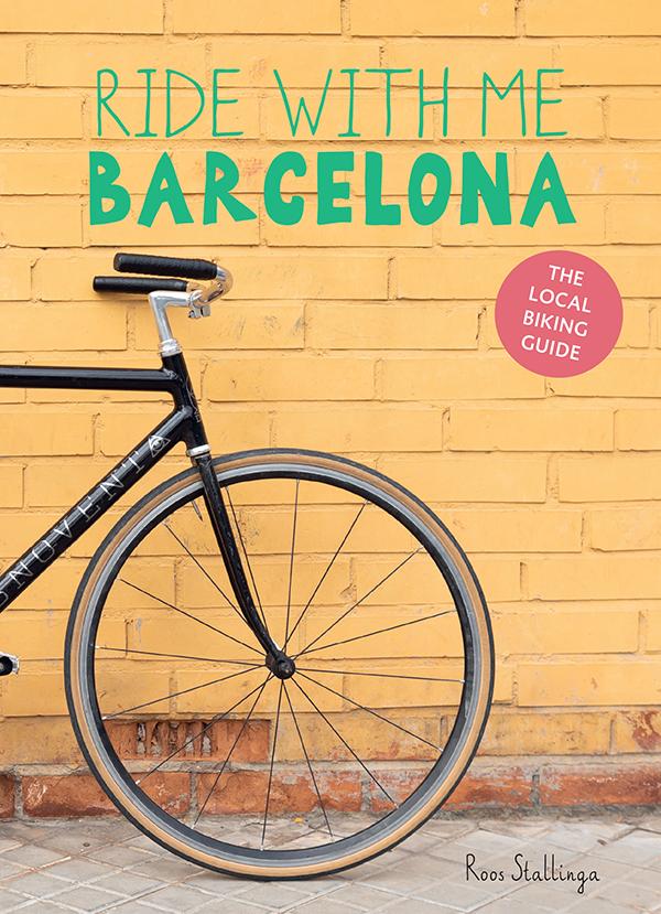 Online bestellen: Fietsgids Ride with me Barcelona | Roosart