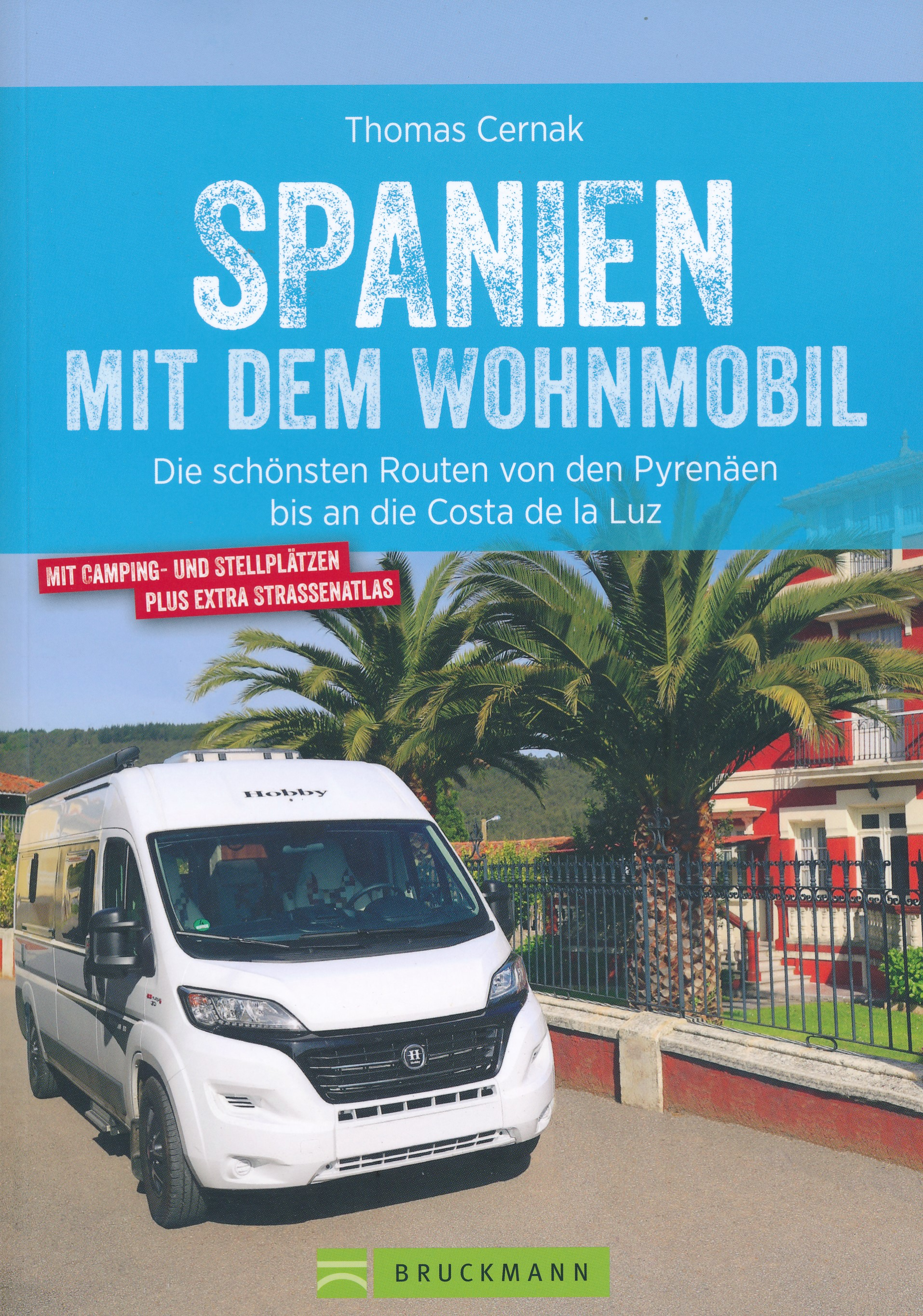 Online bestellen: Campergids Mit dem Wohnmobil Spanien - Spanje | Bruckmann