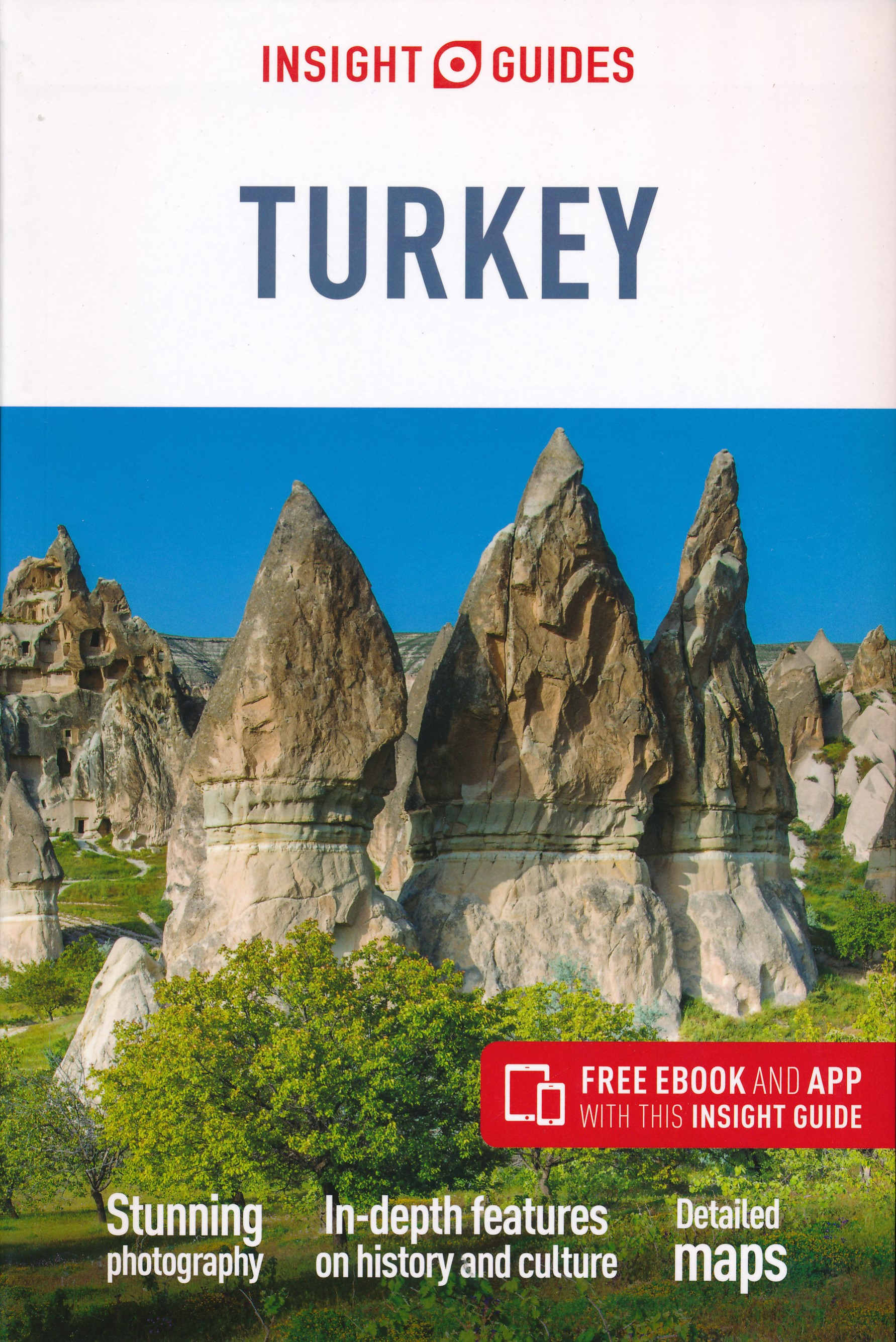 Online bestellen: Reisgids Turkey - Turkije | Insight Guides