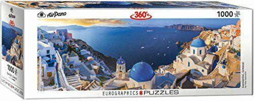 Puzzel Santorini, Griekenland cover