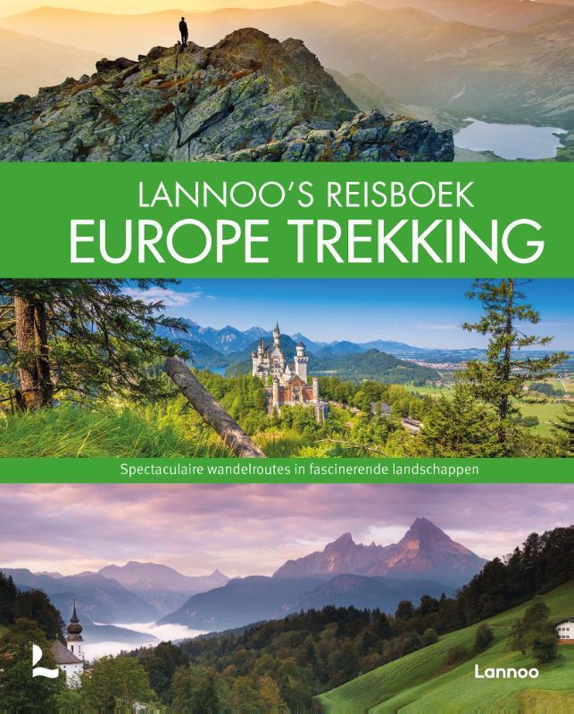 Wandelgids - Reisinspiratieboek Europa - Europe Trekking | Lannoo