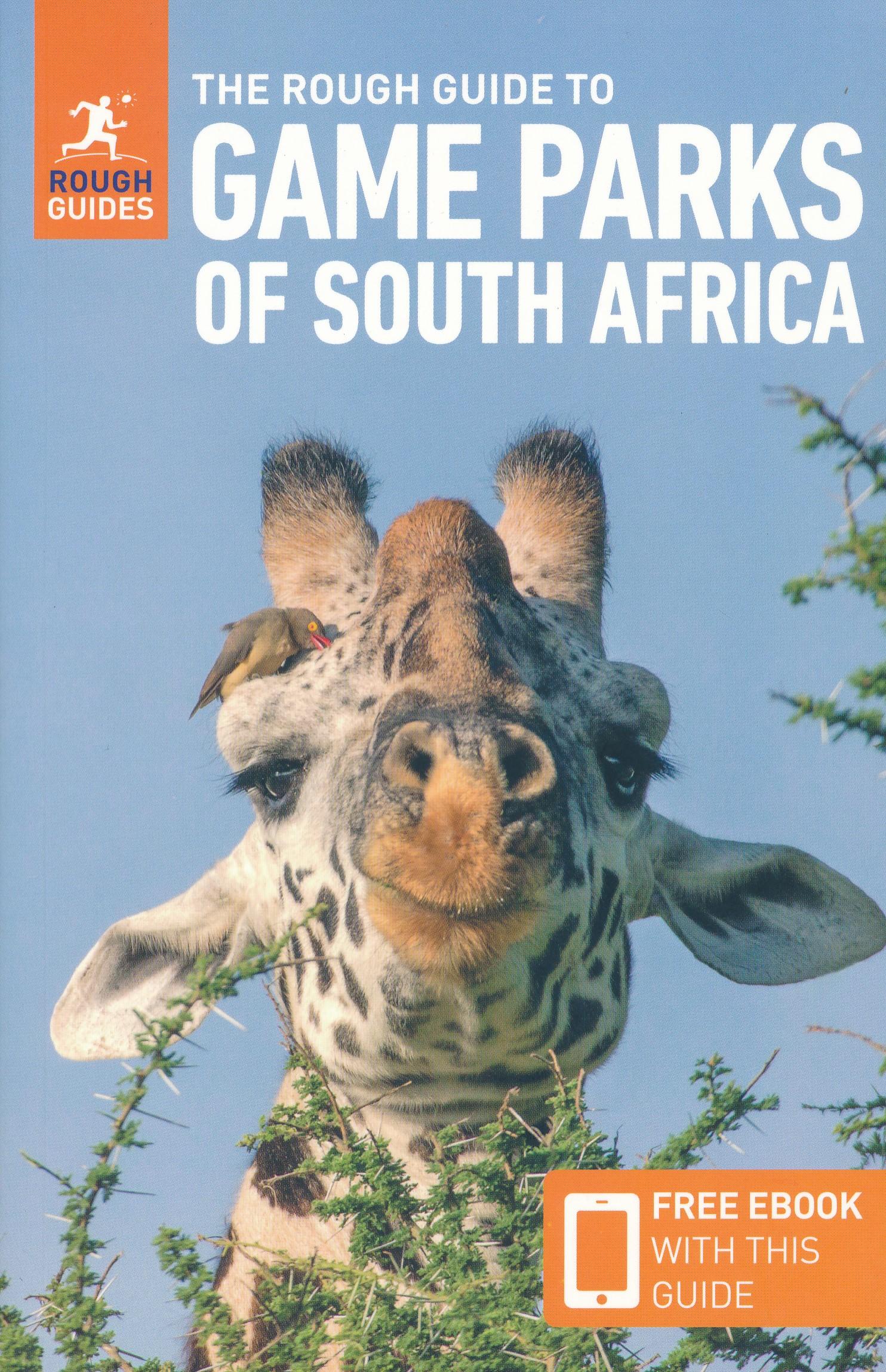 Online bestellen: Reisgids - Natuurgids Game Parks of South Africa - Zuid Afrika wildparken | Rough Guides