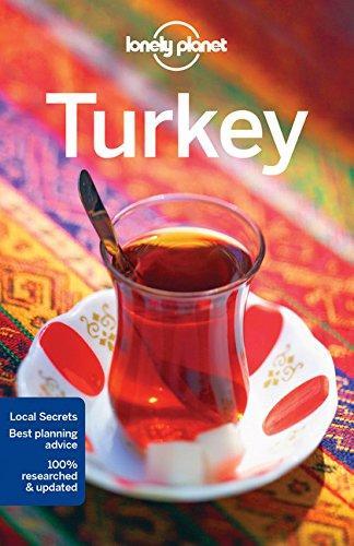 Online bestellen: Reisgids Turkey - Turkije | Lonely Planet