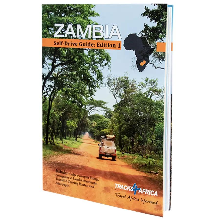 Landkaarten Zambiar