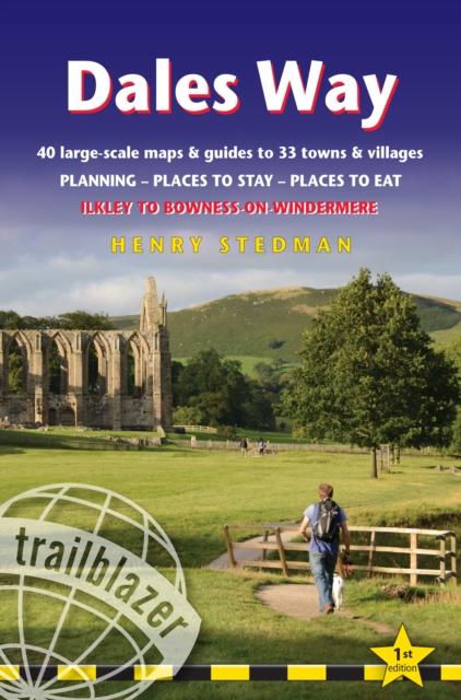 Wandelgids Dales Way | Trailblazer de zwerver