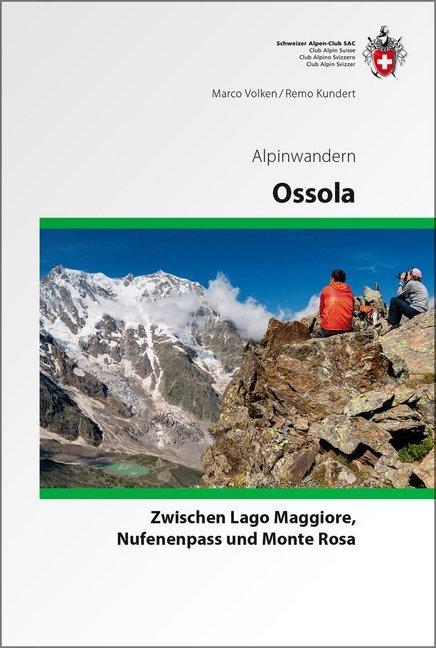 Wandelgids Ossola Alpinwandern   SAC Schweizer Alpenclub de zwerver