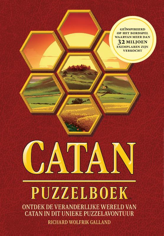 Puzzelboek Catan   BBNC de zwerver