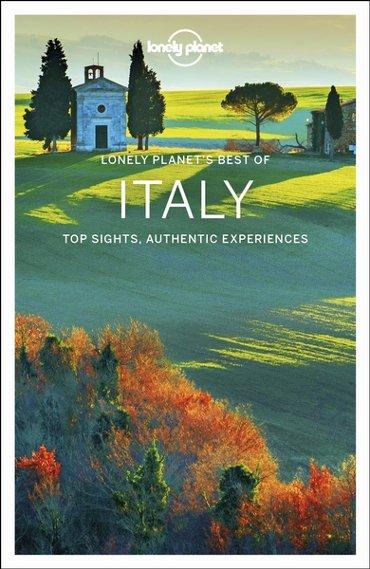 Opruiming - Reisgids Best of Italy - Italië   Lonely Planet de zwerver