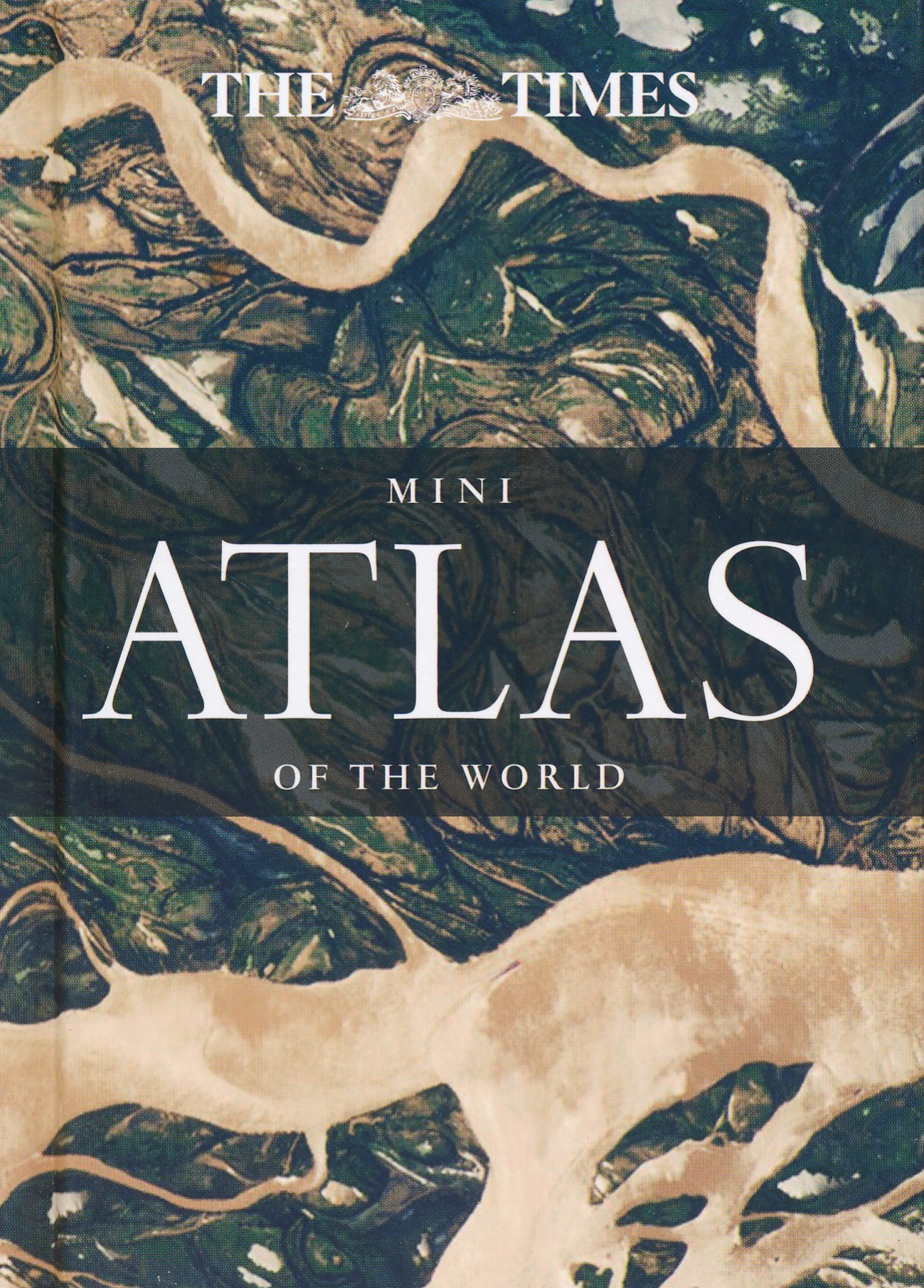 Opruiming - The Times Mini Atlas of the World   Collins de zwerver