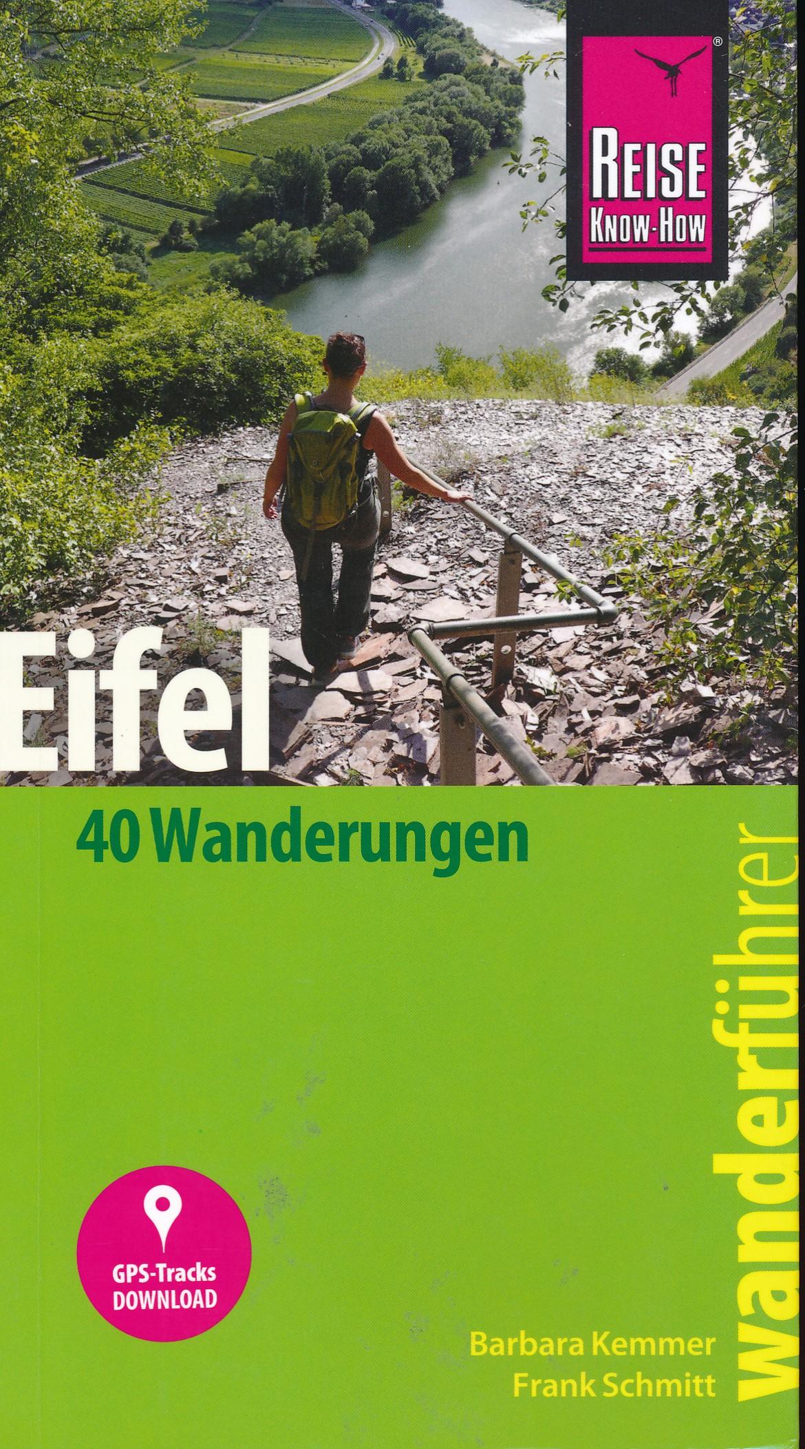 Wandelgids Eifel | Reise Know-How Verlag de zwerver