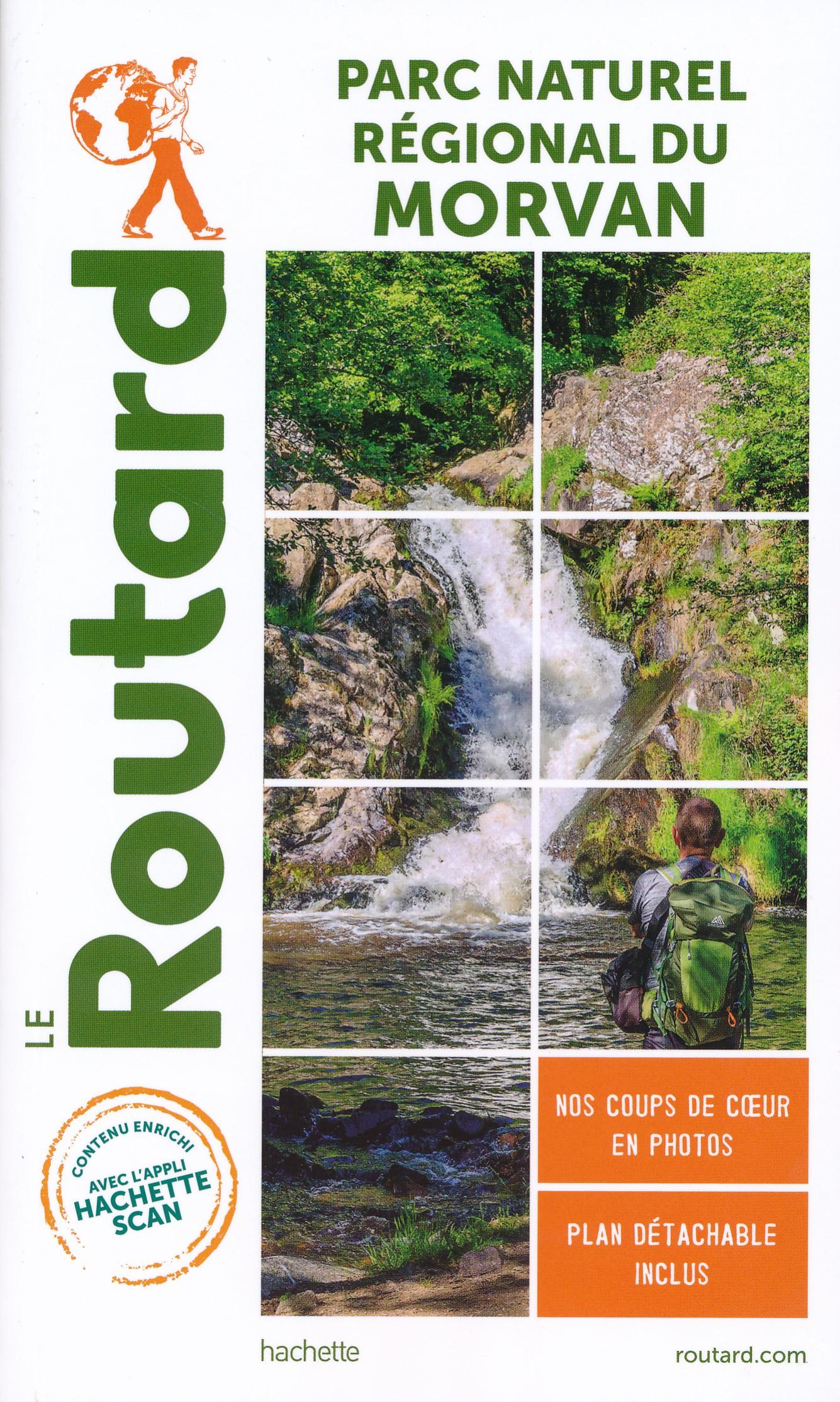Reisgids Parc naturel du Morvan | Routard de zwerver