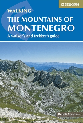 Online bestellen: Wandelgids The Mountains of Montenegro | Cicerone