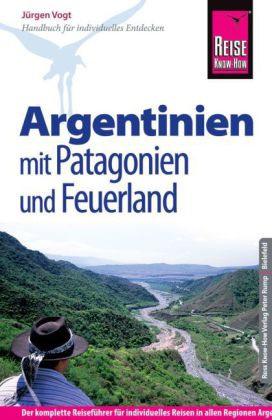 Online bestellen: Reisgids Argentinie | Reise Know-How Verlag