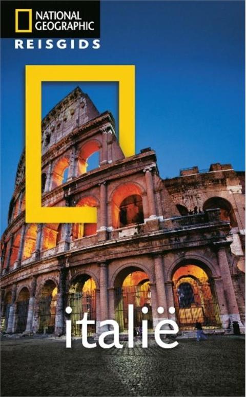 Reisgids National Geographic Italië | Kosmos| €24,99